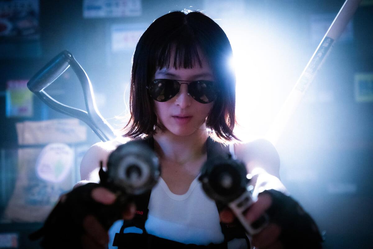 中元雄監督「死霊軍団 怒りの DIY」©2021 Sony Pictures Entertainment (Japan) Inc.