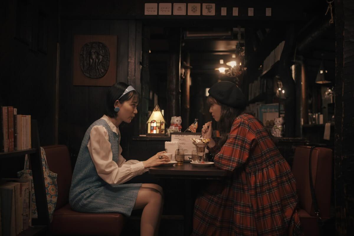 エバンズ未夜子監督「あこがれマガジン」©2021 Sony Pictures Entertainment (Japan) Inc.