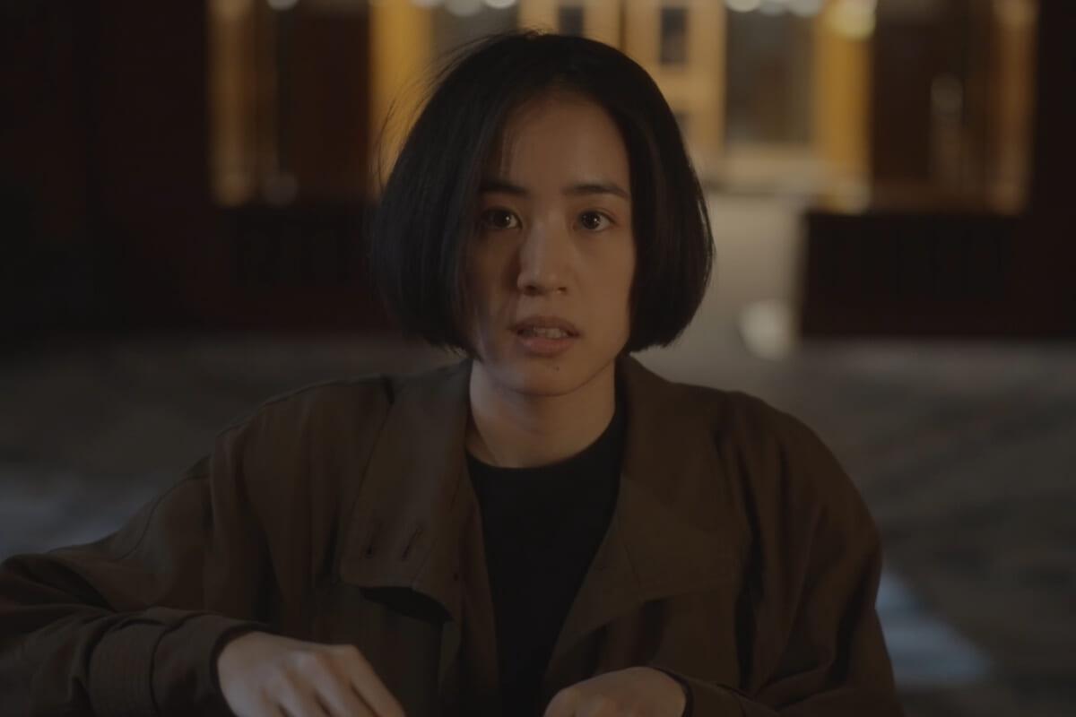 志自岐希生監督「流民」©2021 Sony Pictures Entertainment (Japan) Inc.