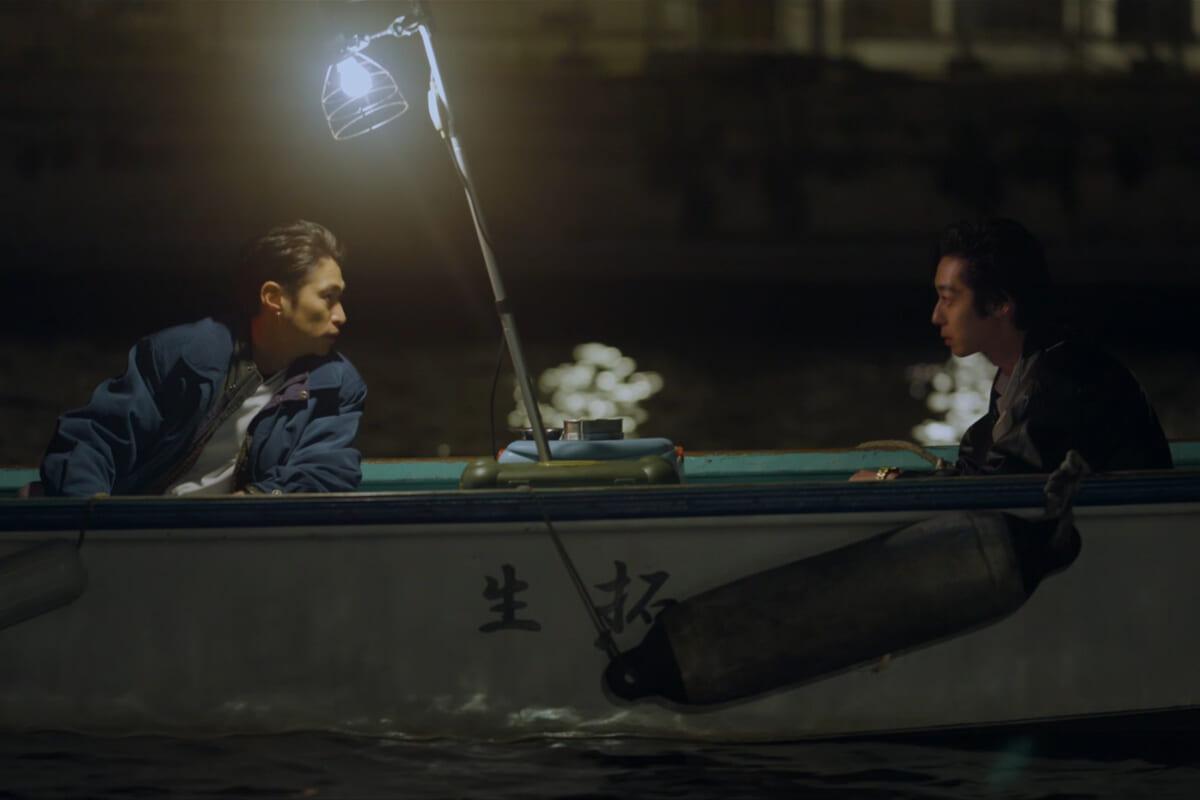 林田浩川監督「タイクーン」©2021 Sony Pictures Entertainment (Japan) Inc.