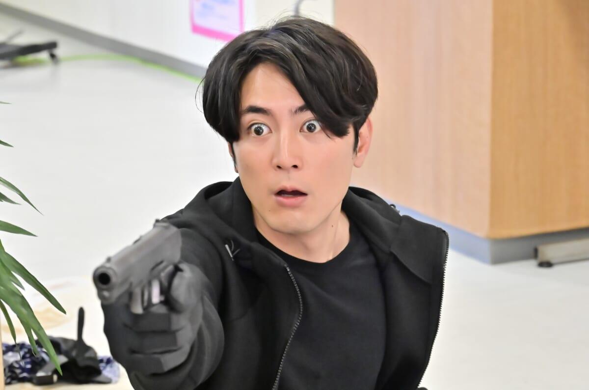 『バンクオーバー!~史上最弱の強盗~』