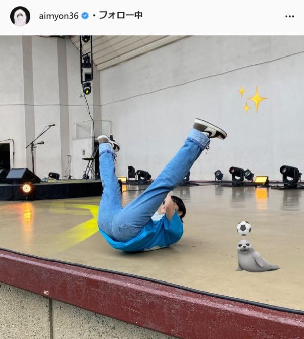 あいみょん公式Instagram(aimyon36)より