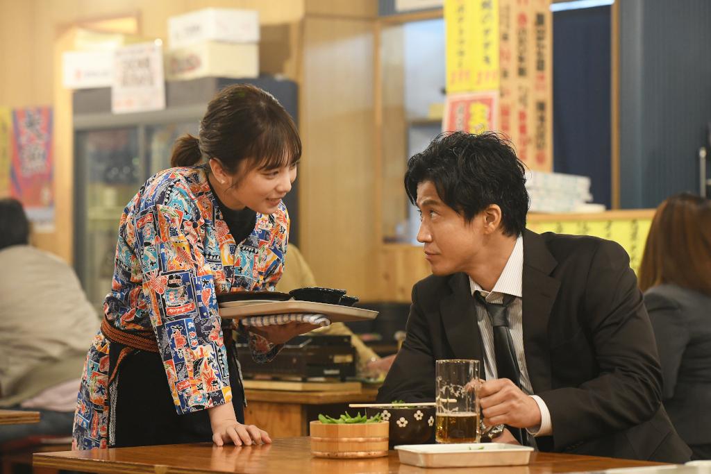 『日本沈没―希望のひと―』乃木坂46・与田祐希
