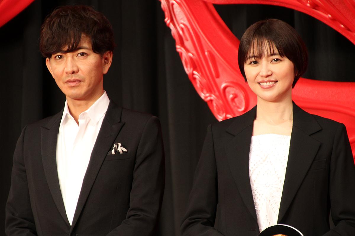 映画「マスカレード・ナイト」公開直前イベント