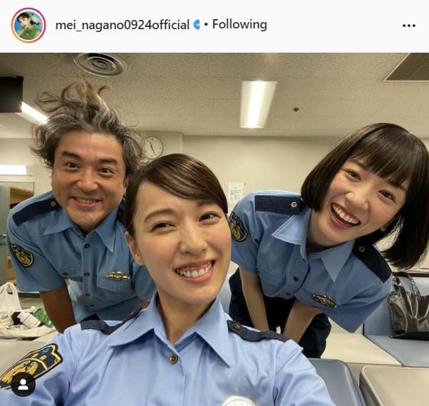 永野芽郁公式Instagram(mei_nagano0924official)より