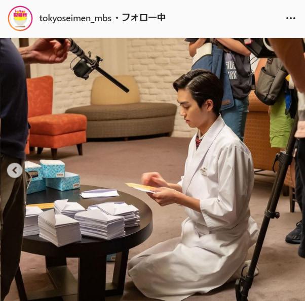 『トーキョー製麺所』公式Instagram(tokyoseimen_mbs)より