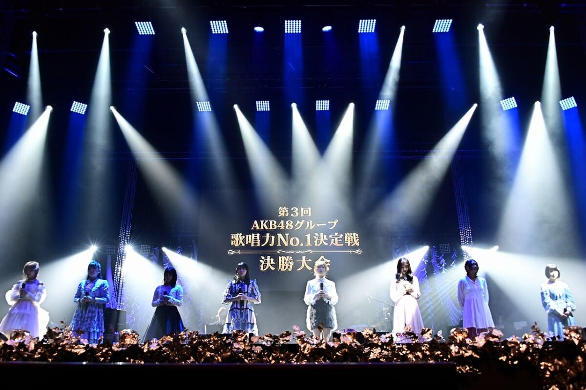 『AKB48 グループ歌唱力No.1 決定戦』