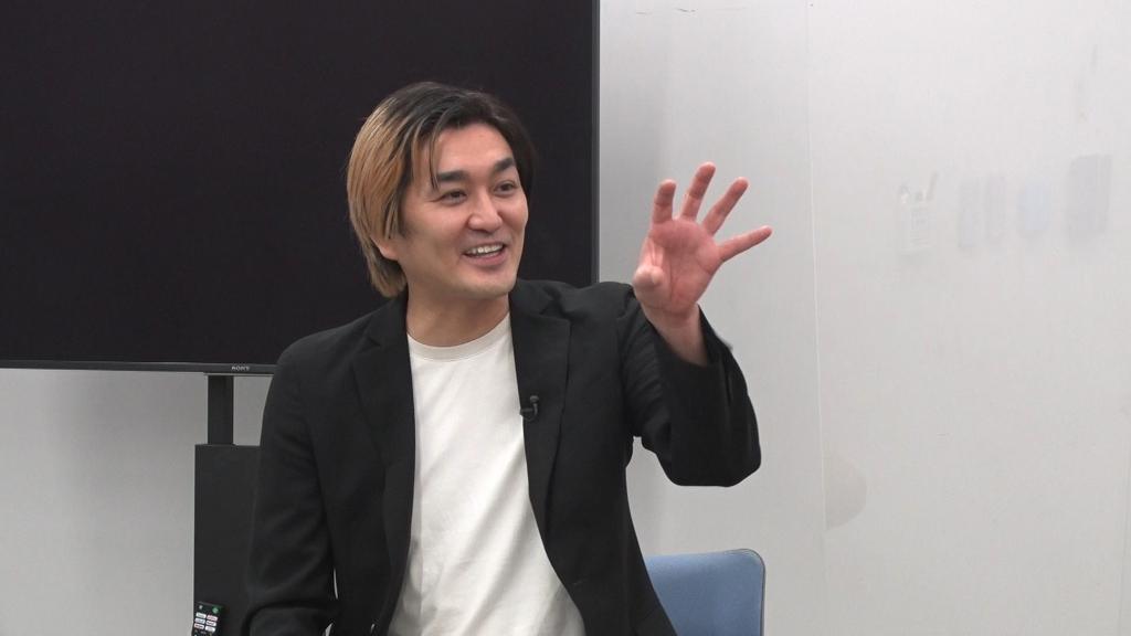 「キングオブコメント2021~ファイナリストからファイナリストへの質問」平成ノブシコブシ・徳井健太