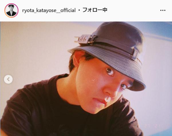 GENERATIONS・片寄涼太公式Instagram(ryota_katayose__official)より