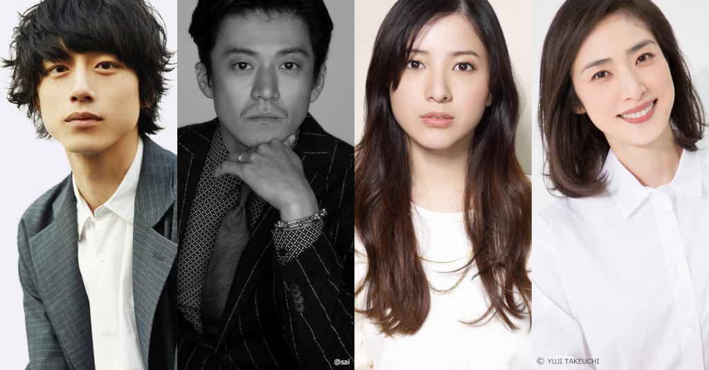 10月スタートのTBSドラマ出演者など豪華俳優陣が集結
