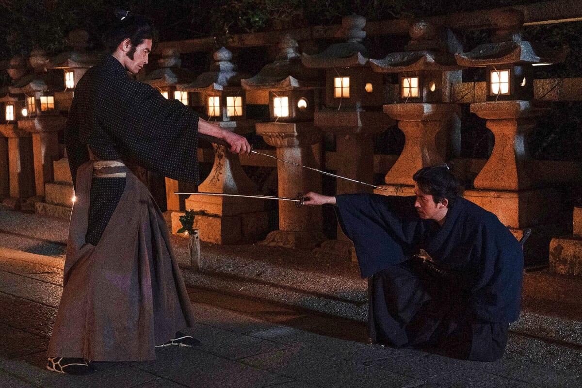 ©2021「燃えよ剣」製作委員会