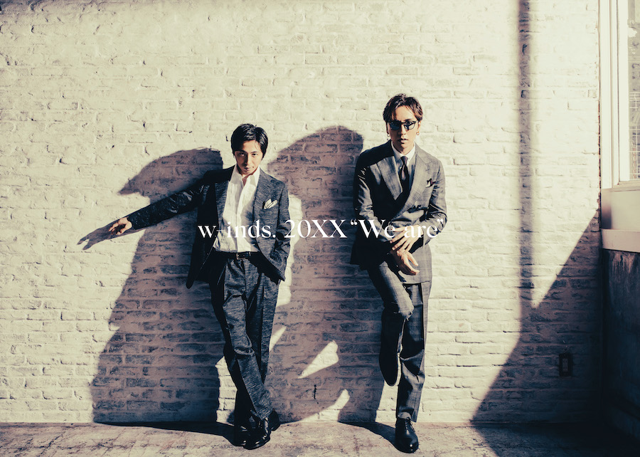 """w-inds.『20XX """"We are""""』"""