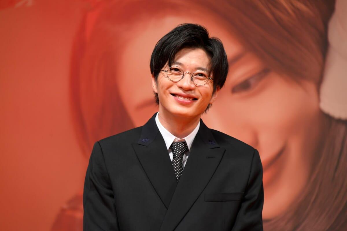 田中圭©2021 映画「そして、バトンは渡された」製作委員会