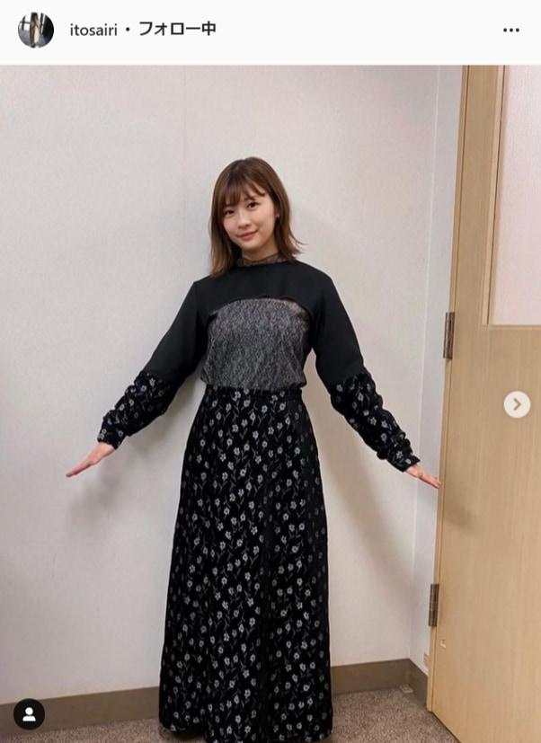 伊藤沙莉公式Instagram(itosairi)より