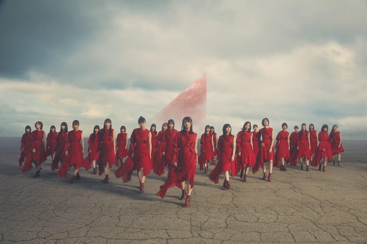 櫻坂46 3rdシングル『流れ弾』