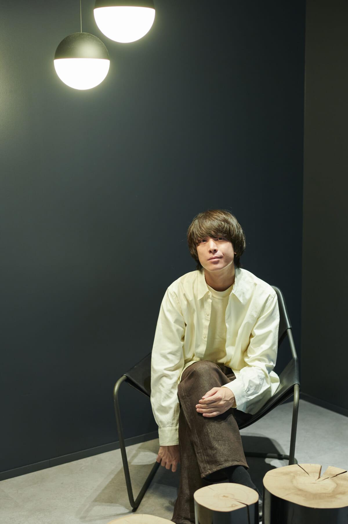SHE'S・井上竜馬インタビュー