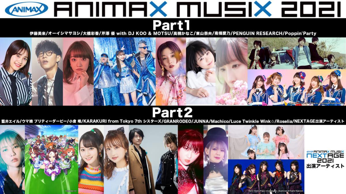 「ANIMAX MUSIX 2021」