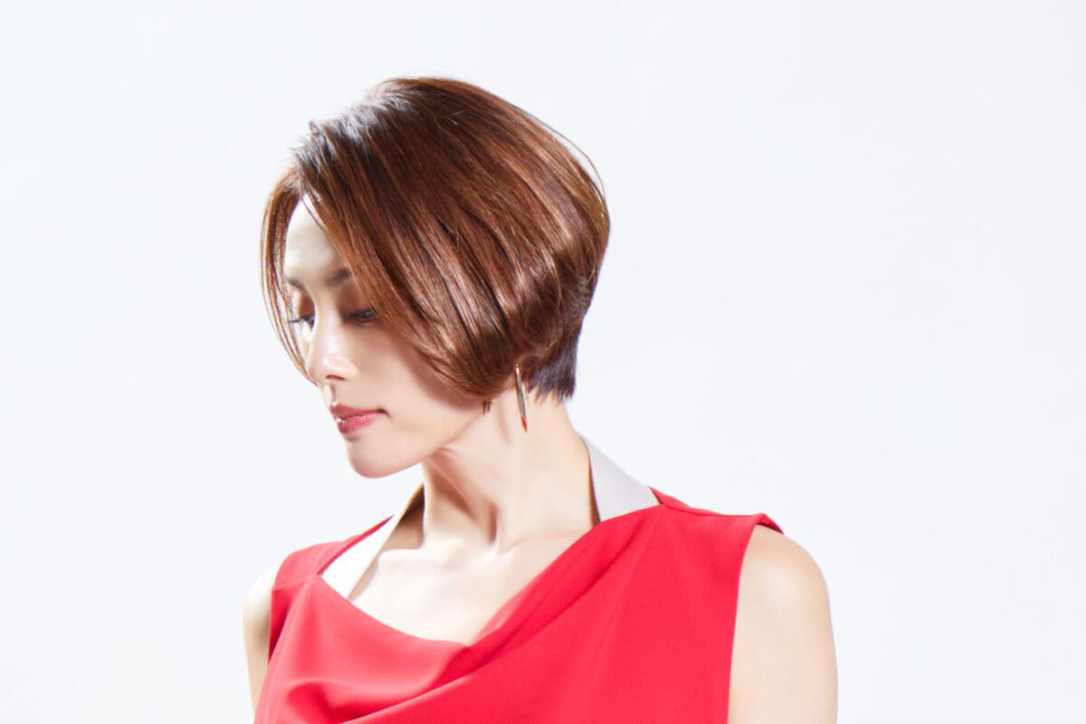 米倉涼子インタビュー