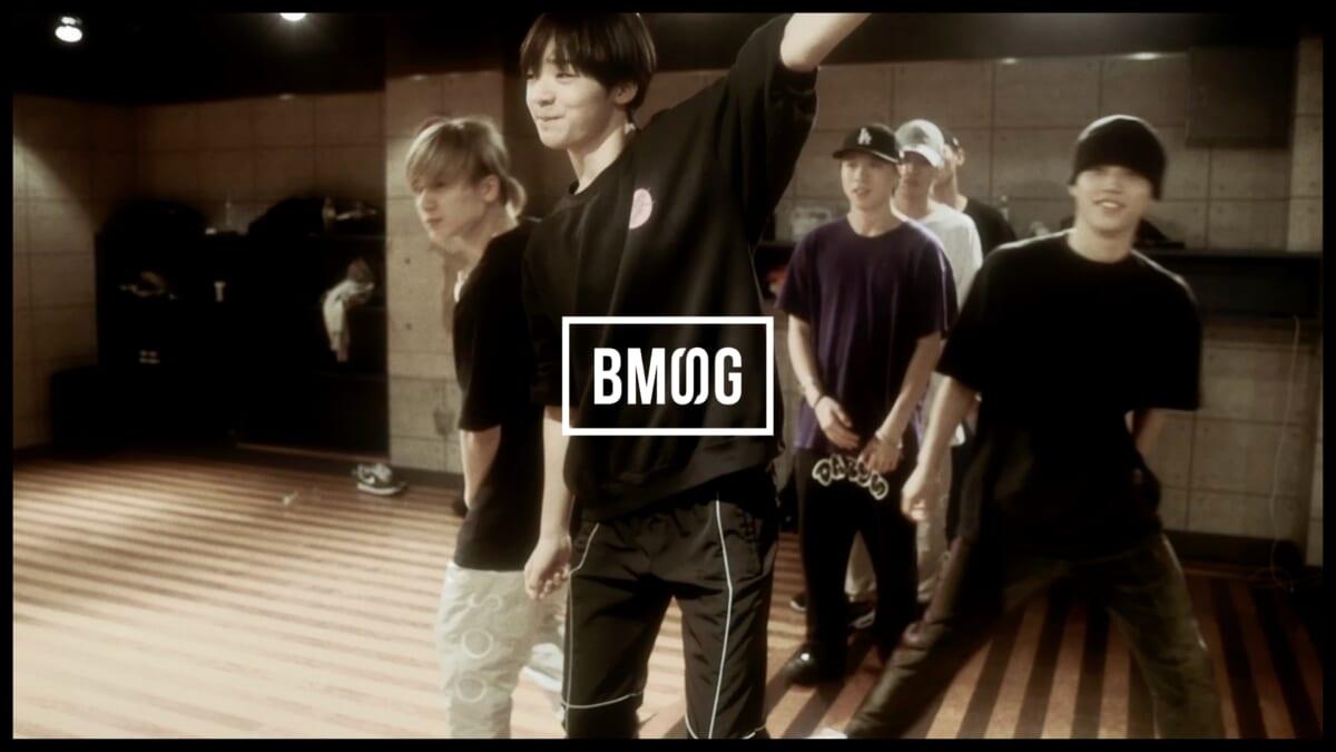 BE:FIRST「Kick Start」Lyric Video