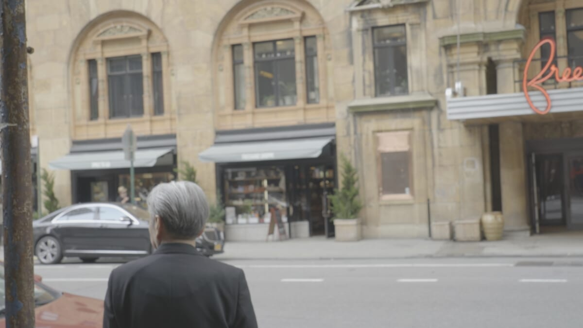 "(c)2021""HARUOMI HOSONO SAYONARA AMERICA""FILM PARTNERS"