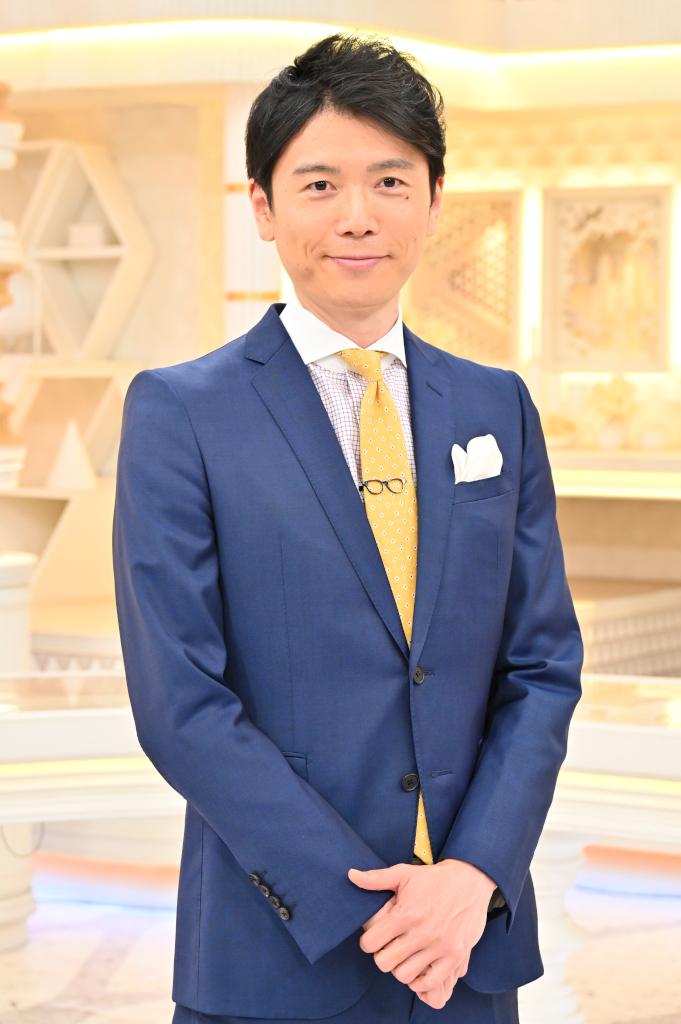 井上貴博TBSアナウンサー