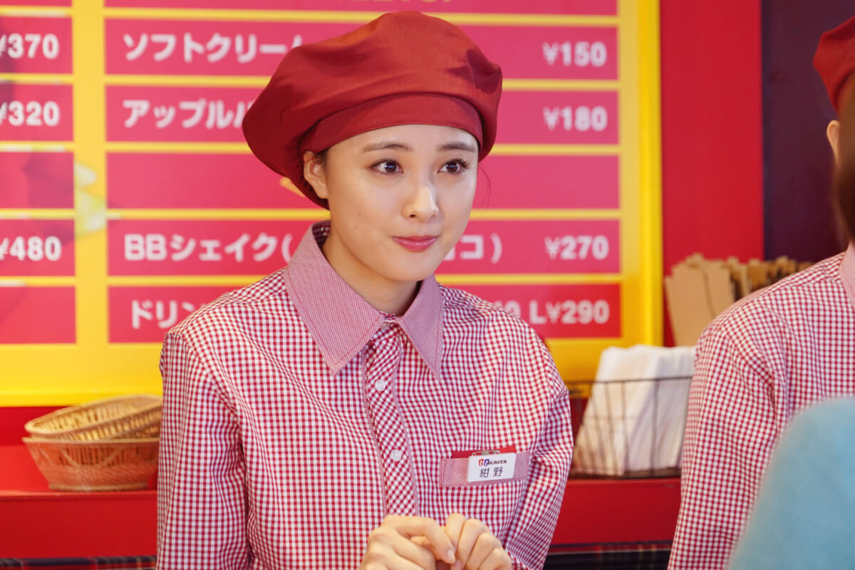 "<span class=""title"">『恋です!』大友花恋&吉住がユキコ(杉咲花)と一緒に働くハンバーガーショップの店員役で出演</span>"