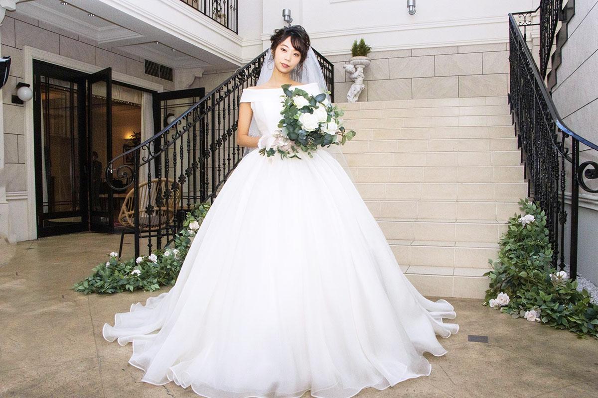 """<span class=""""title"""">青山ひかるが地上波ドラマ初出演で花嫁姿に…!「役者としての私を観てくれれば」</span>"""
