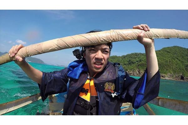 あばれる君、伊沢拓司、鈴木奈々が無人島脱出に挑む!『アイ・アム・冒険少年』9・18放送